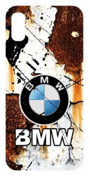 Capa de telemóvel com BMW - Estilo Retro 2