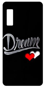Capa de telemóvel com Dream