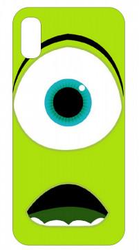 Capa de telemóvel com Monstro Mike