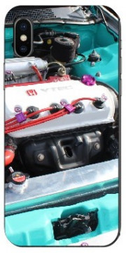 Capa de telemóvel com Motor Honda