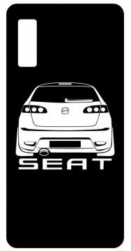 Capa de telemóvel com Seat Ibiza 6l Traseira