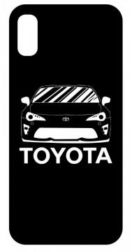 Capa de telemóvel com Toyota Cellica