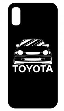 Capa de telemóvel com Toyota Corolla e11 frente