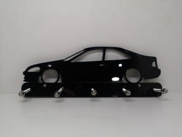 Chaveiro em Acrílico com Honda Civic EK coupe