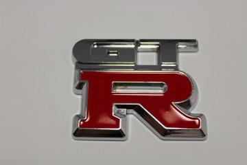 Emblema com GTR
