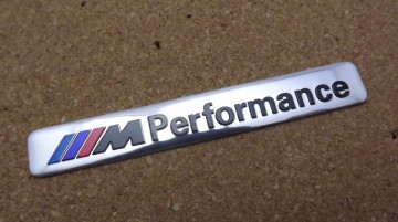 Emblema para BMW ///M Performance