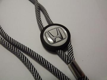 Fita Porta Chaves (lanyard) de Pescoço Ajustável para Honda