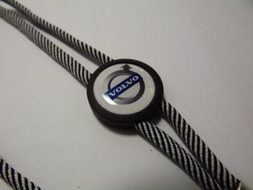 Fita Porta Chaves (lanyard) de Pescoço Ajustável para Volvo