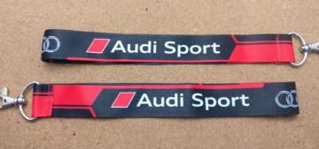 Fita Porta Chaves para Audi Sport