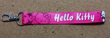 Fita Porta Chaves para Hello Kitty