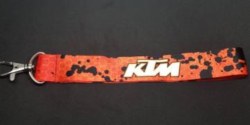 Fita Porta Chaves para KTM