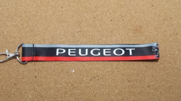 Fita Porta Chaves para Peugeot