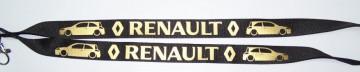 Fita Porta Chaves para Renault Megane II