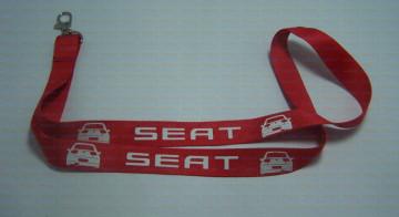 Fita Porta Chaves - Seat Leon 1M Traseira