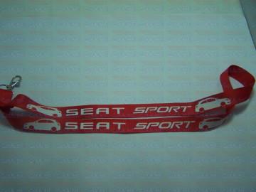 Fita Porta Chaves - Seat Sport Ibiza 6j 3p