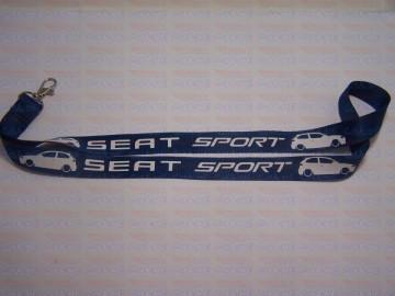 Fita Porta Chaves - Seat Sport Ibiza 6L