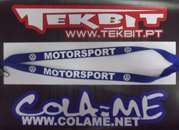 Fita Porta Chaves - Volkswagen  Motorsport