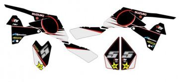 Kit Autocolantes Para Suzuki LTR 450
