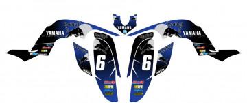 Kit Autocolantes Para Yamaha Raptor 660