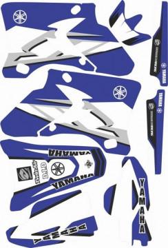 Kit Autocolantes Para Yamaha YZF 250 / 450 03-05