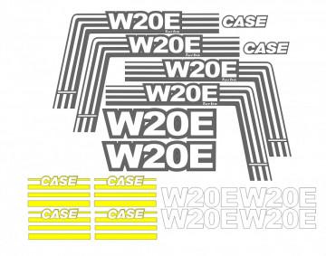 Kit de Autocolantes para CASE W20E