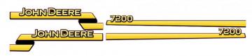 Kit de Autocolantes para JOHN DEERE 7200