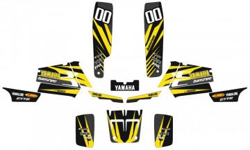 Kit de Autocolantes Para Yamaha Banshee 350