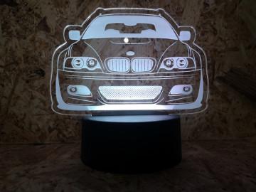 Moldura / Candeeiro com luz de presença - Bmw E46 Touring