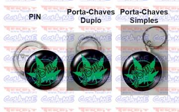 Pin / Porta Chaves - JDM