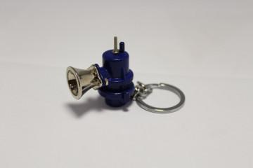 Porta Chaves - Dump Valve (Blow off valve) - Azul