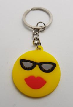 Porta Chaves - Emoji Senhora