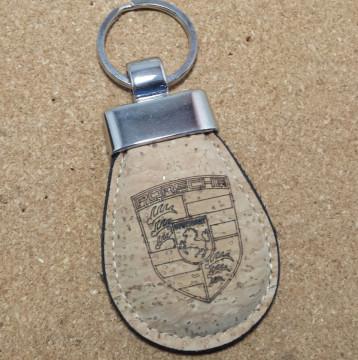 Porta Chaves para Porsche