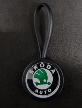 Porta Chaves para Skoda