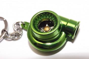 Porta Chaves - Turbo (funcional) - Verde