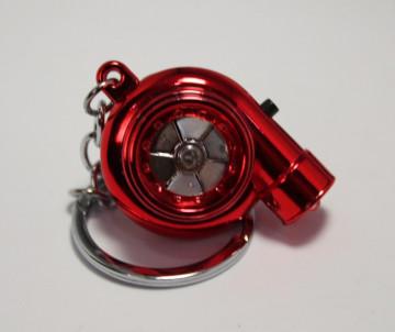 Porta Chaves - Turbo (funcional) - Vermelho - Electrónico