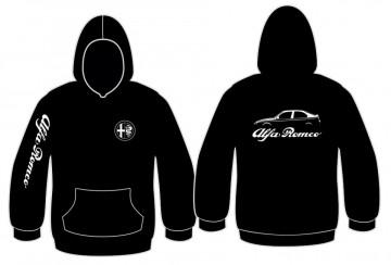 Sweatshirt com capuz  Alfa Romeo 146