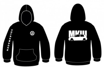 Sweatshirt com capuz oara VW Golf MK3