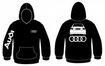 Sweatshirt com capuz para Audi A4