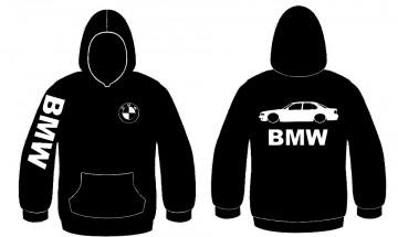 Sweatshirt com capuz para Bmw E38