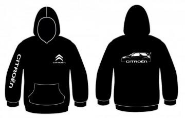 Sweatshirt com capuz para Citroen C3