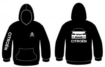 Sweatshirt com capuz para Citroen Saxo MK1