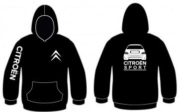 Sweatshirt com capuz para Citroen Saxo
