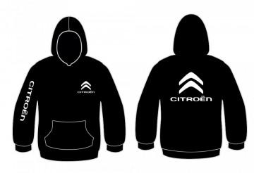 Sweatshirt com capuz para Citroen