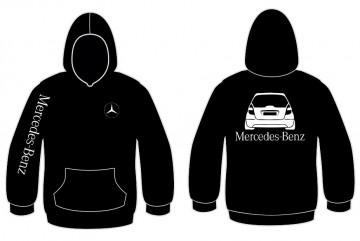 Sweatshirt com capuz para Mercedes-Benz Classe A