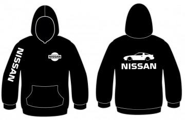 Sweatshirt com capuz para Nissan 200SX
