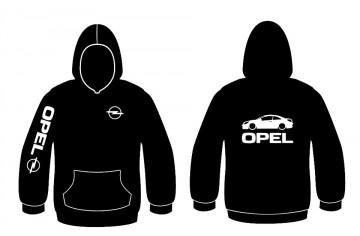 Sweatshirt com capuz para  Opel Astra Twin Top Cabrio