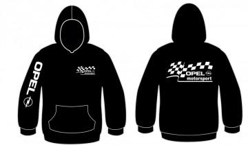 Sweatshirt com capuz para Opel Motorsport