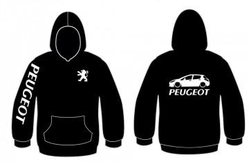 Sweatshirt com capuz para  Peugeot 308 5dr