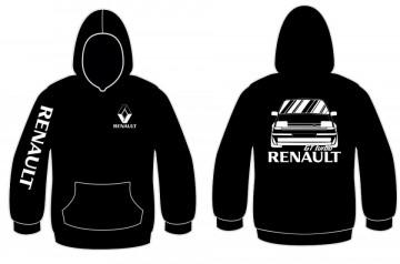Sweatshirt com capuz para Renault  GT Turbo