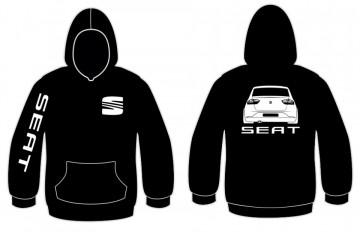 Sweatshirt com capuz para Seat Toledo MK4